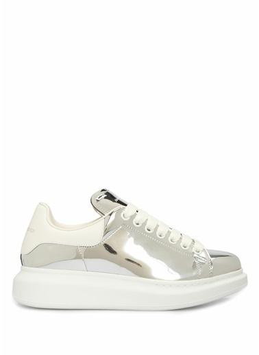Alexander McQueen Sneakers Gümüş